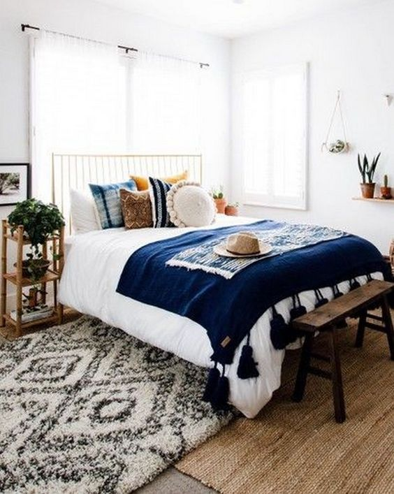 Mediterranean bed room