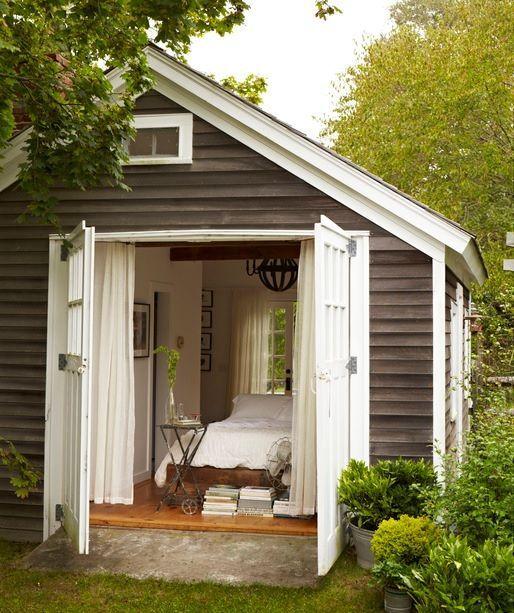 backyard guest house
