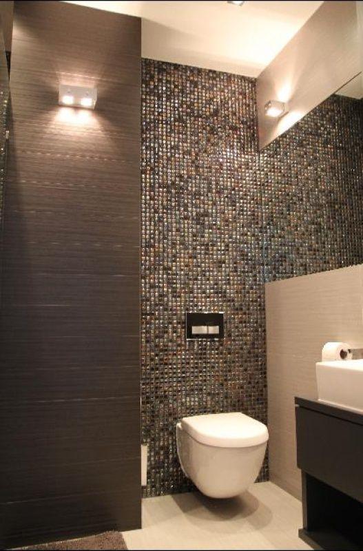 modern luxurious bathroom