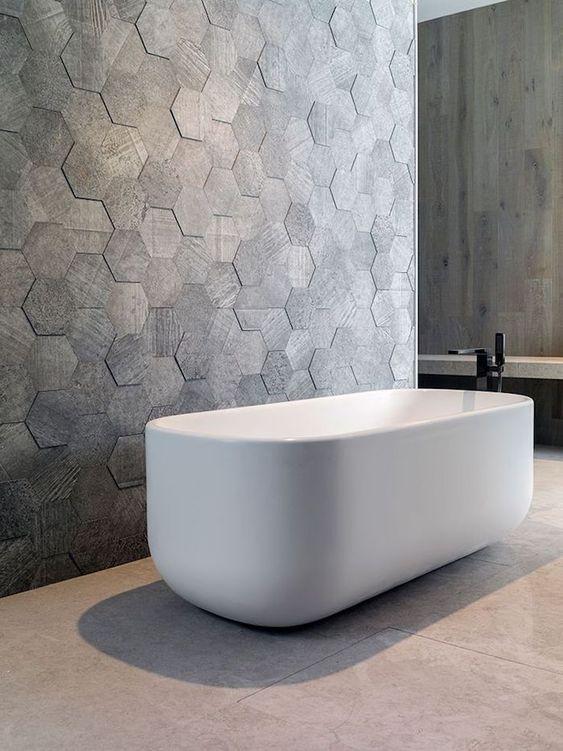 uneven bathroom tiling