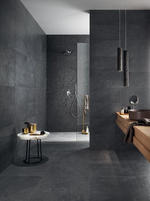Modern Bathroom Tile Designs And Trends