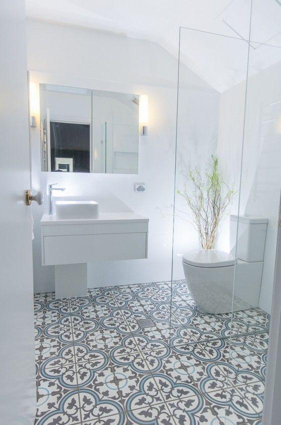 40 modern bathroom tile designs and trends — renoguide