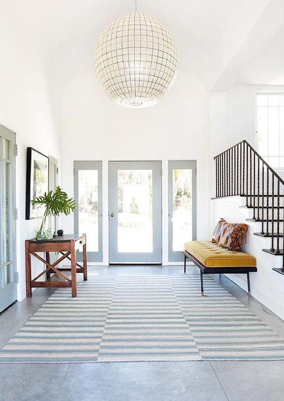 coastal foyer