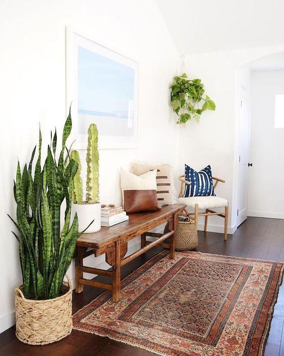 cosy charming foyer