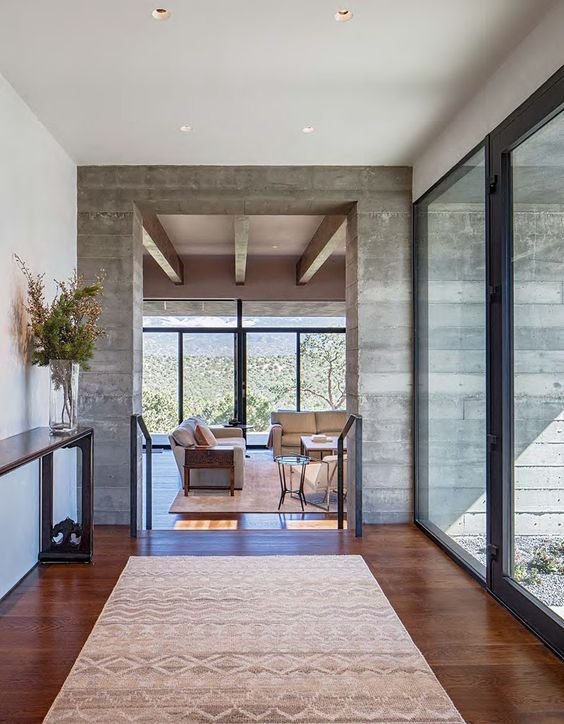 countryhome foyer