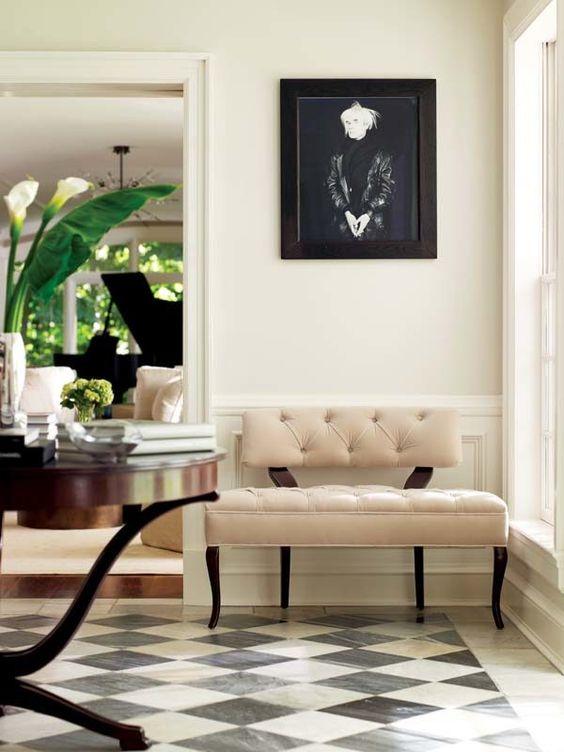 classic foyer design