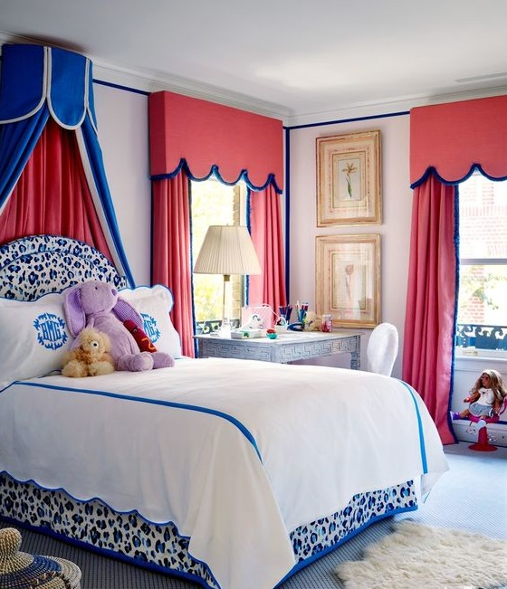 elegant childs bedroom