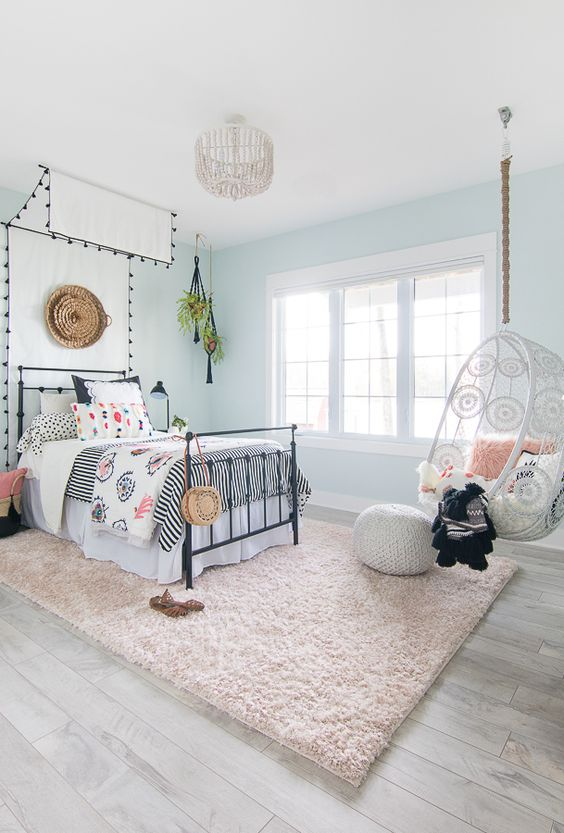 elegant kids bedroom