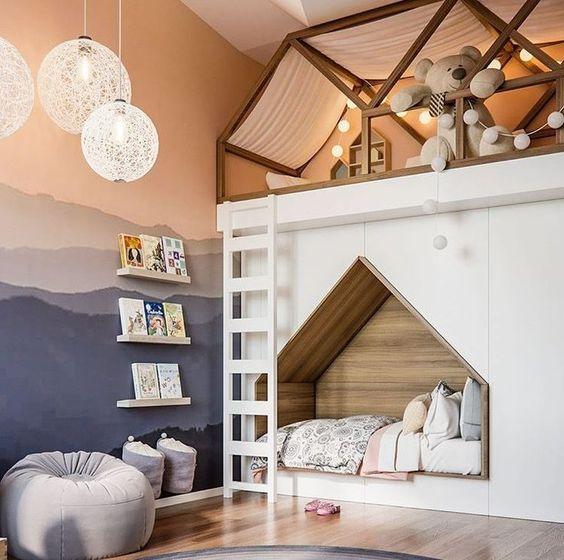 campers kid bedroom