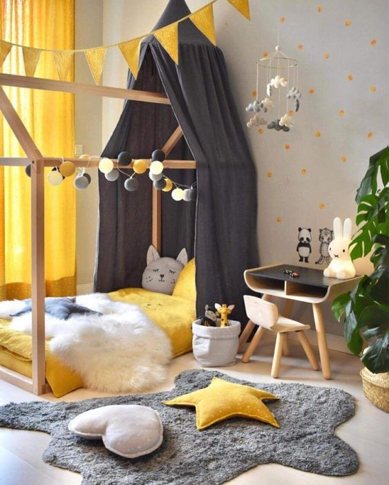 charming modern kids bedroom