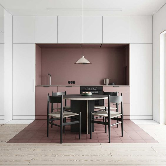 small minimalist kitchen