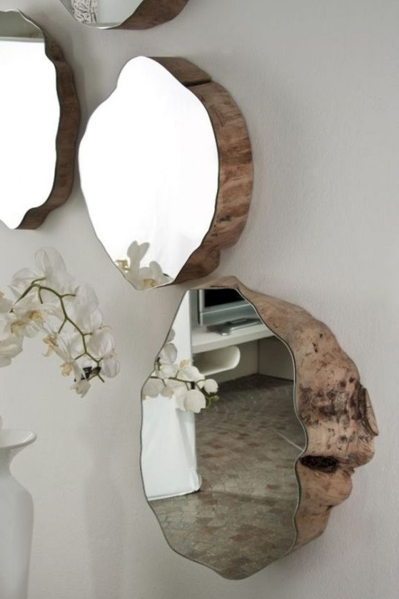 log slice mirrors