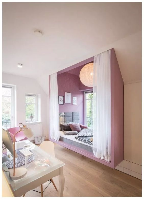 alcove window bed