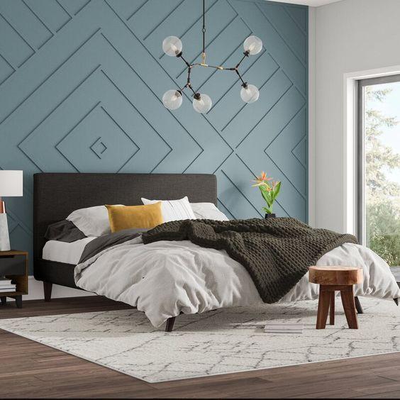 60 Beautiful Modern Bedroom Ideas And Designs Renoguide Australian Renovation Inspiration