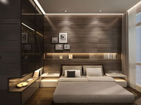 60 Beautiful Modern Bedroom Ideas And