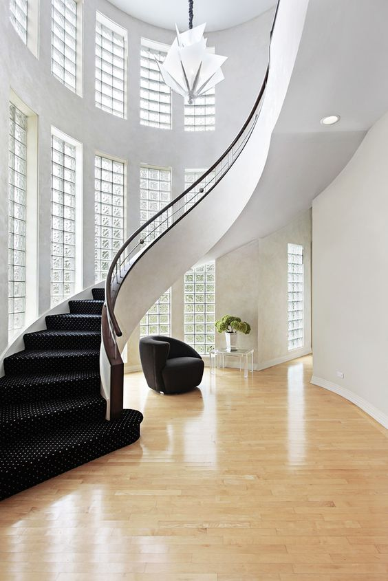 grand white foyer
