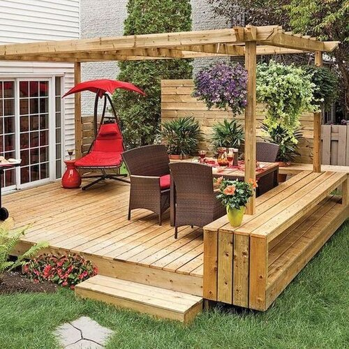 45 Modern Deck And Patio Ideas And Designs Renoguide