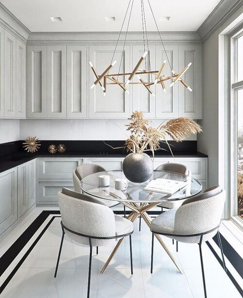Stunning Dining Table Lighting Ideas, Modern Chandeliers For Dining Room