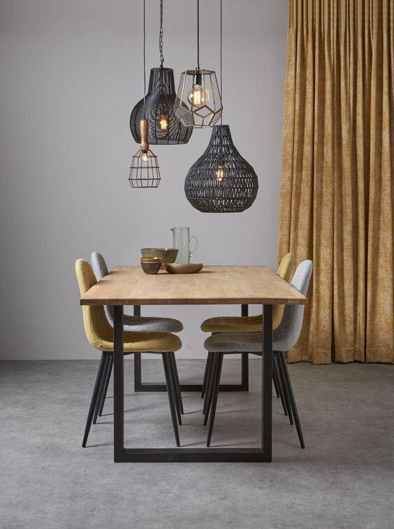 Stunning Dining Table Lighting Ideas, Modern Dining Room Light Fixtures
