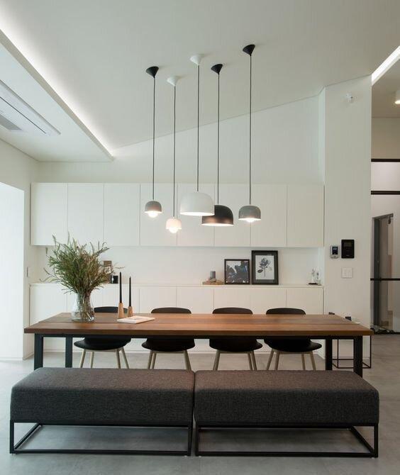 Stunning Dining Table Lighting Ideas, Dining Room Lighting Ideas