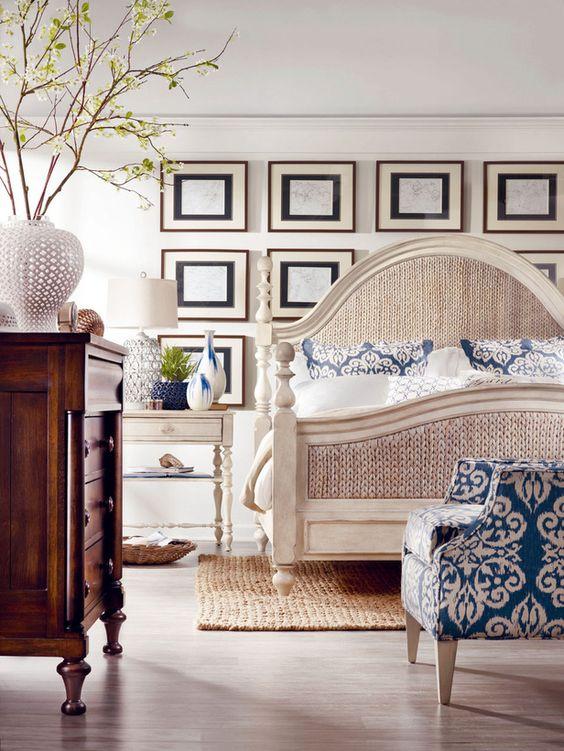 coastal classic bedroom