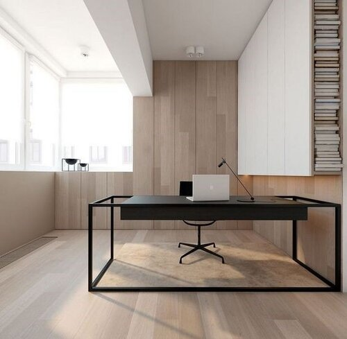 Modern Office Design Idea Marble Wood from images.squarespace-cdn.com