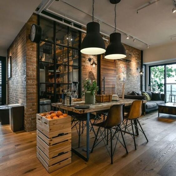 55 Modern Industrial Interior Designs And Ideas Renoguide Australian Renovation Ideas And Inspiration