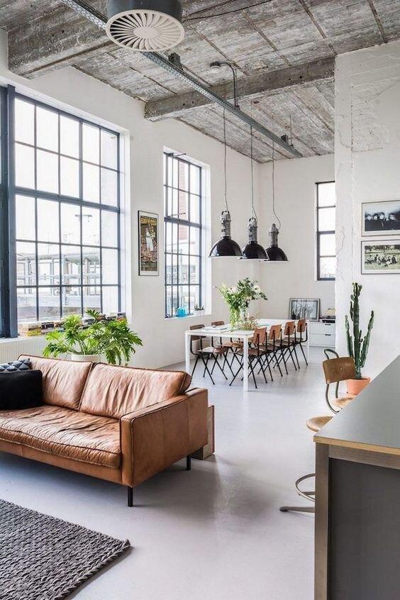 55 Modern Industrial Interior Designs and Ideas ...