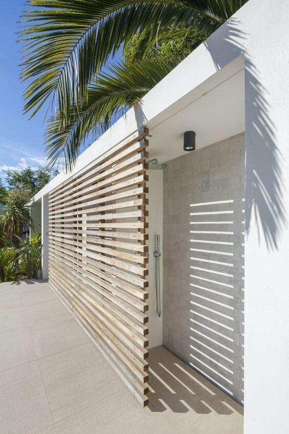 50 Impressive Outdoor Shower Ideas And Designs Renoguide Australian Renovation Ideas And Inspiration