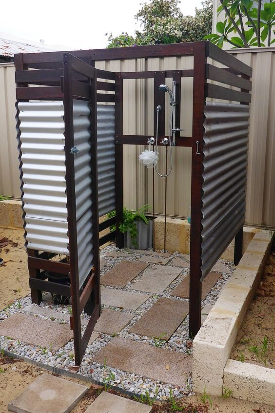 Outdoor Shower Ideas And Designs