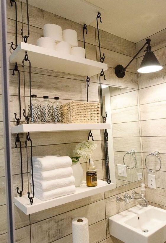 50 Nifty Bathroom Storage Ideas And Designs Renoguide Australian Renovation Inspiration