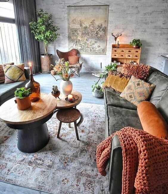 Beautiful And Dazzling Bohemian Interior Ideas And Designs Renoguide Australian Renovation Ideas And Inspiration
