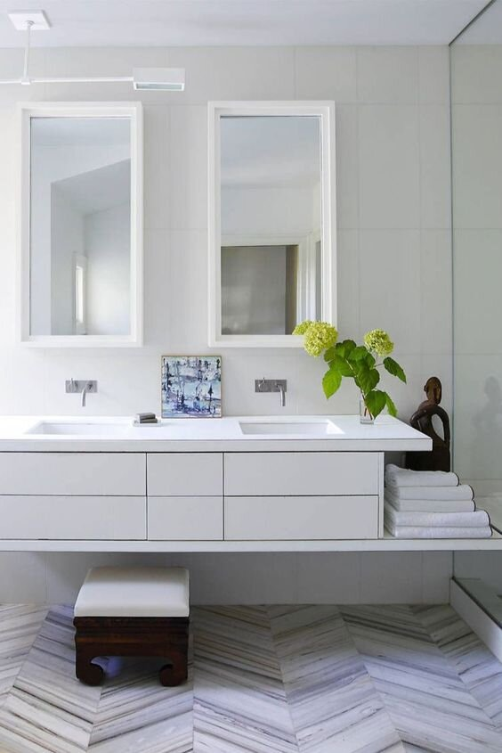 40 Beautiful Minimalist Bathroom Ideas And Designs Renoguide Australian Renovation Ideas And Inspiration