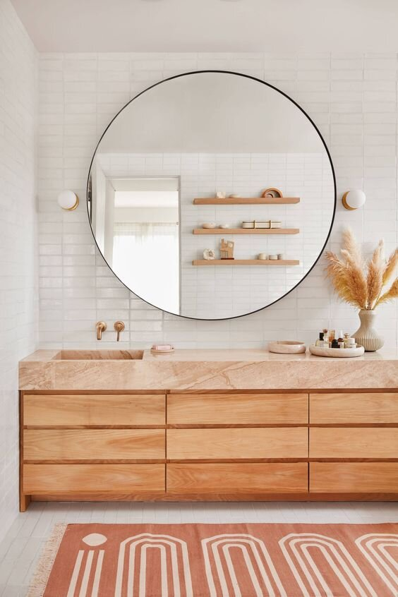 40 Beautiful Minimalist Bathroom Ideas And Designs Renoguide Australian Renovation Ideas And Inspiration