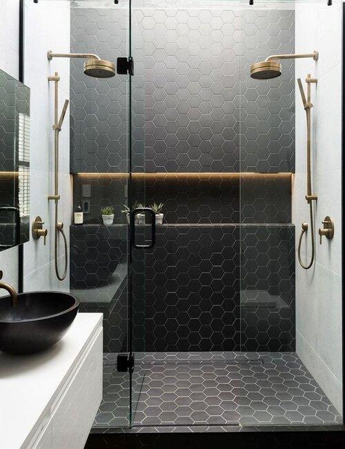 30 Modern Bathroom Shower Ideas And, Shower Bathroom Ideas