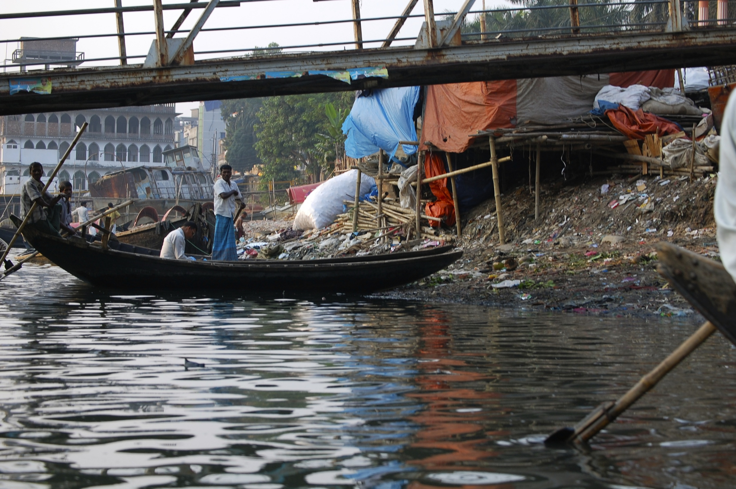 Life on the Buriganga River