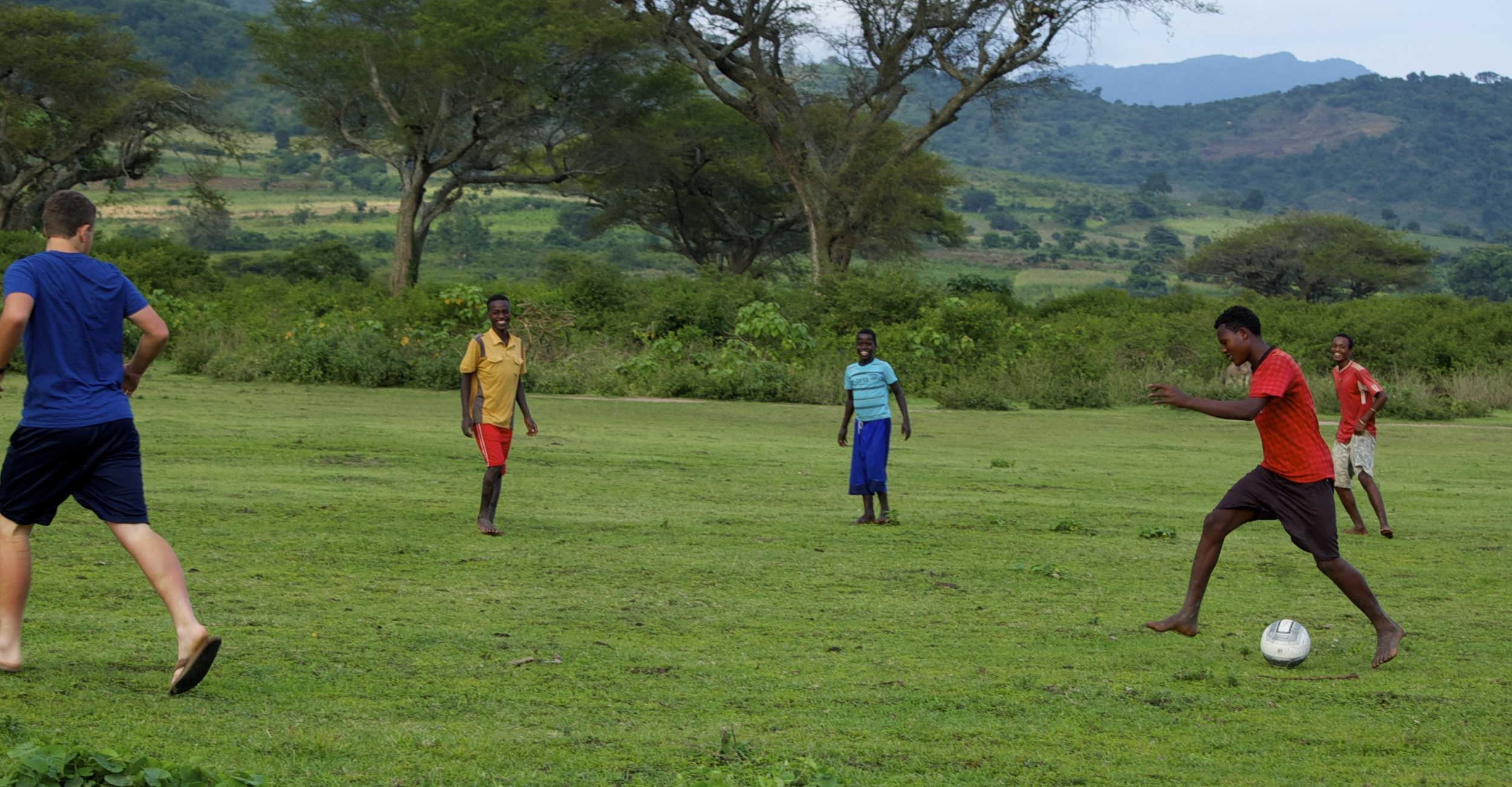 A stop on our way to the Omo Valley