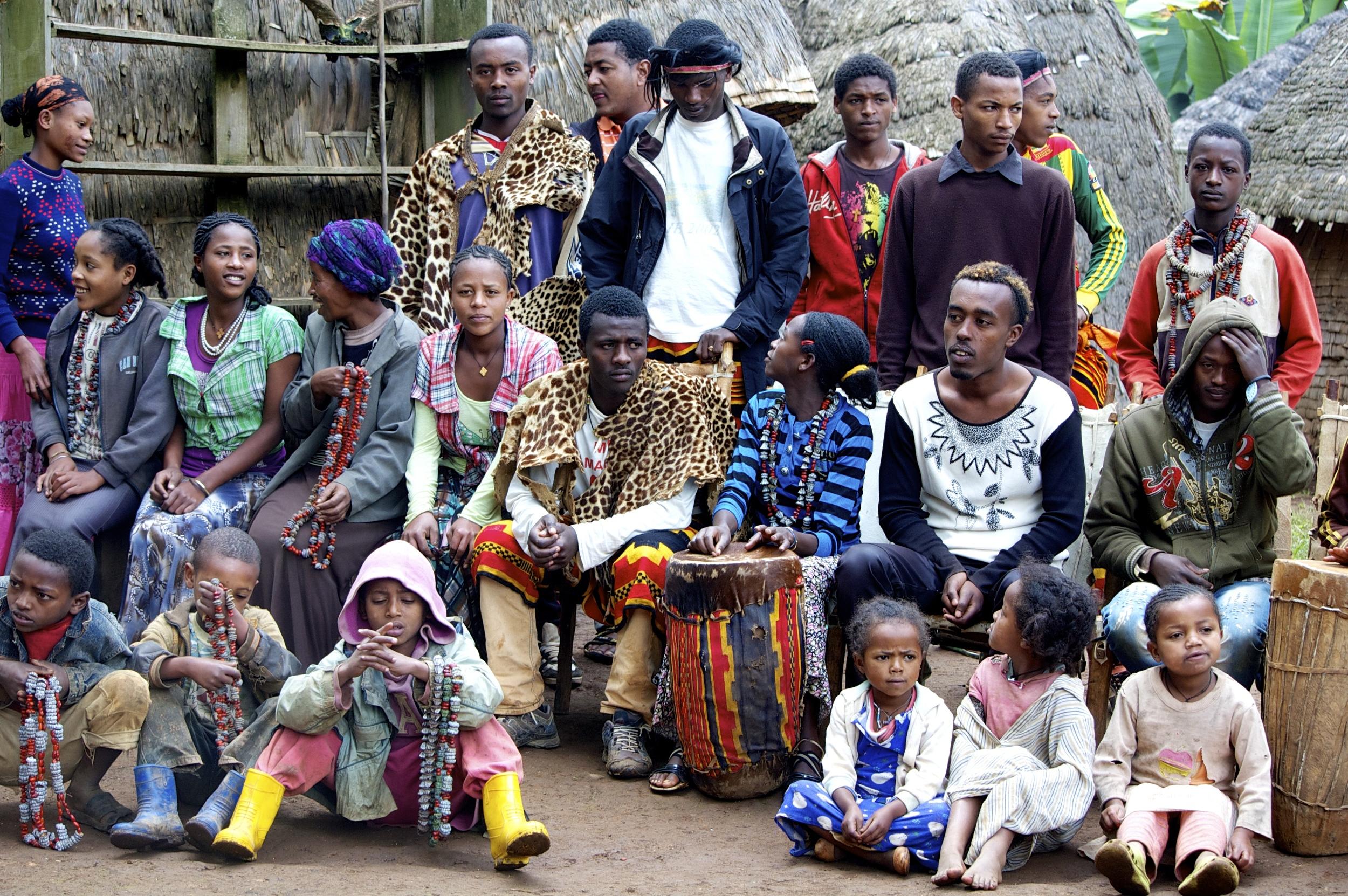 The Dorze tribe
