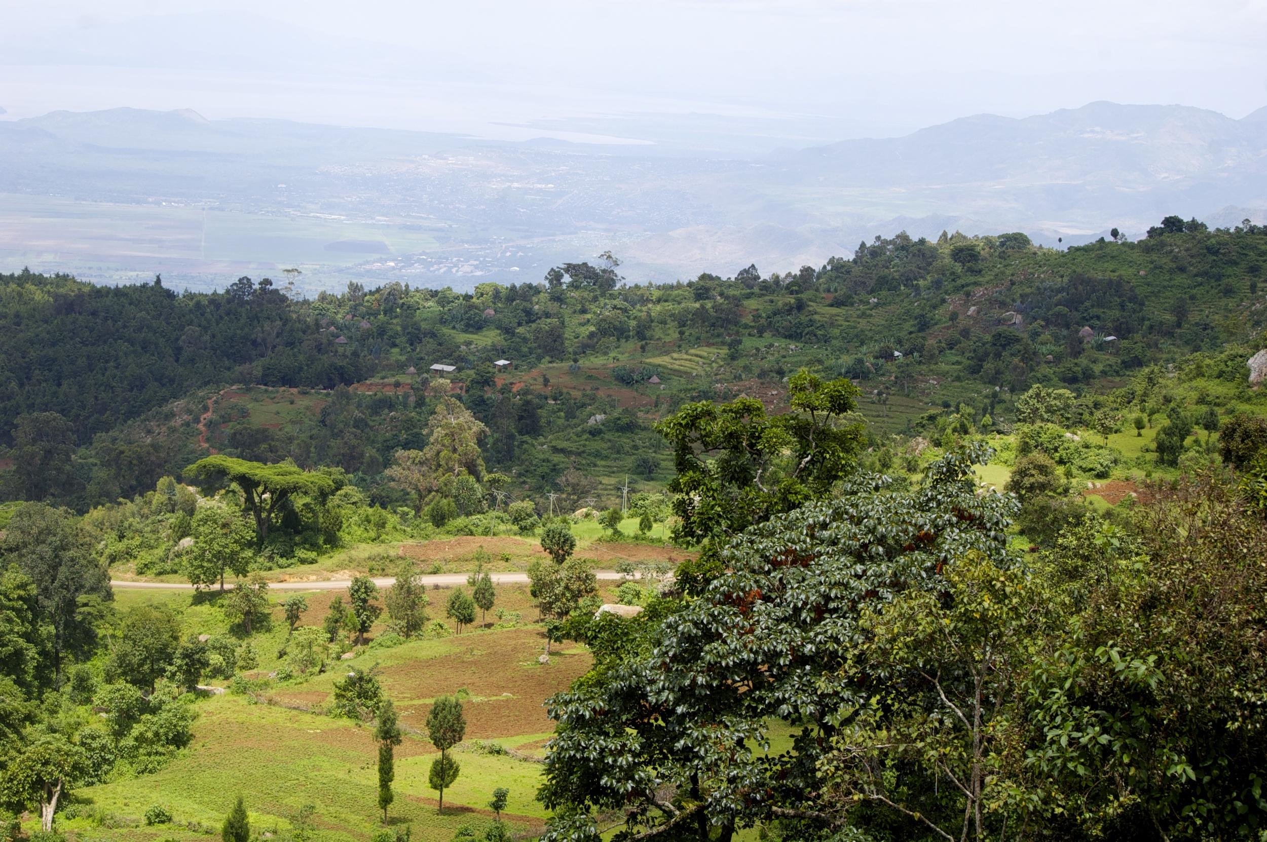 the Omo Valley