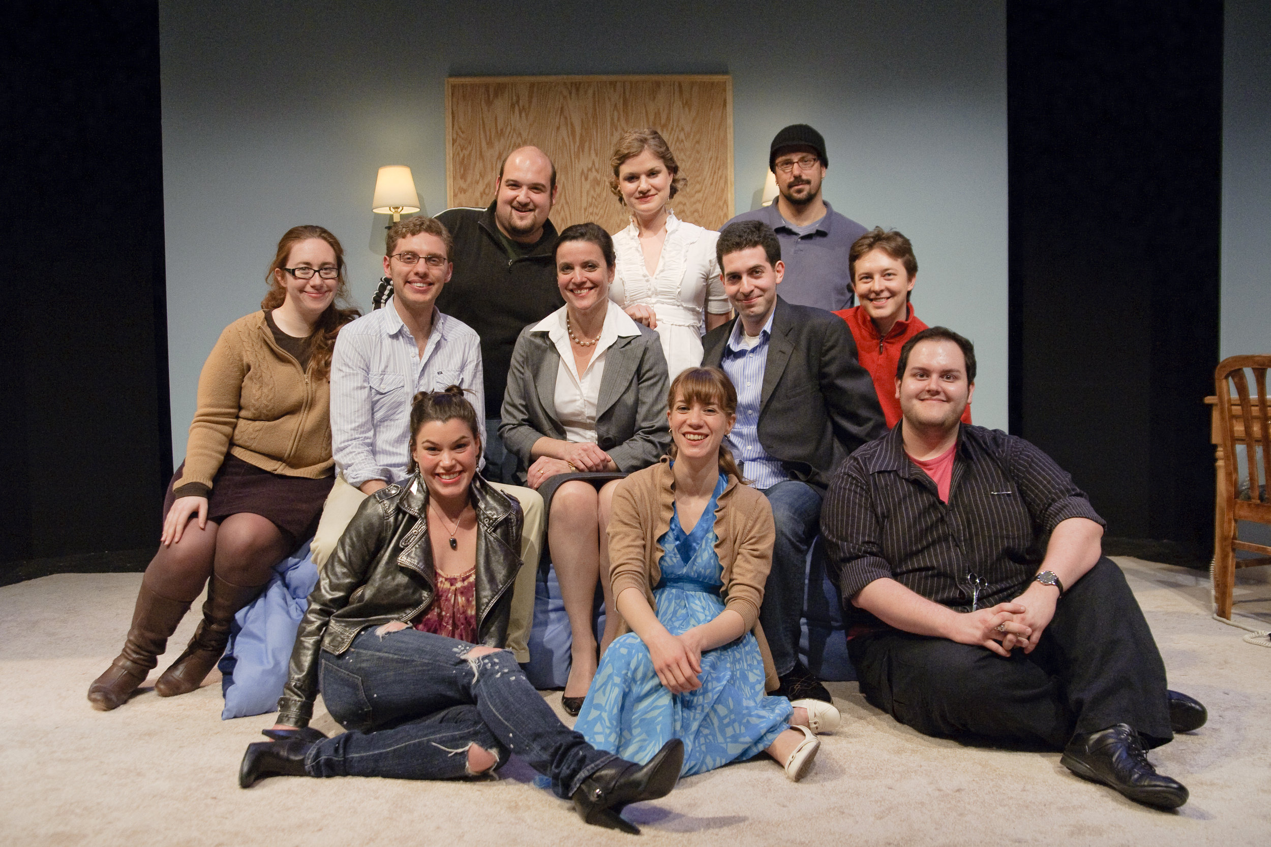 <i>Some Girl(s)</i> (No Rules Theatre Company)