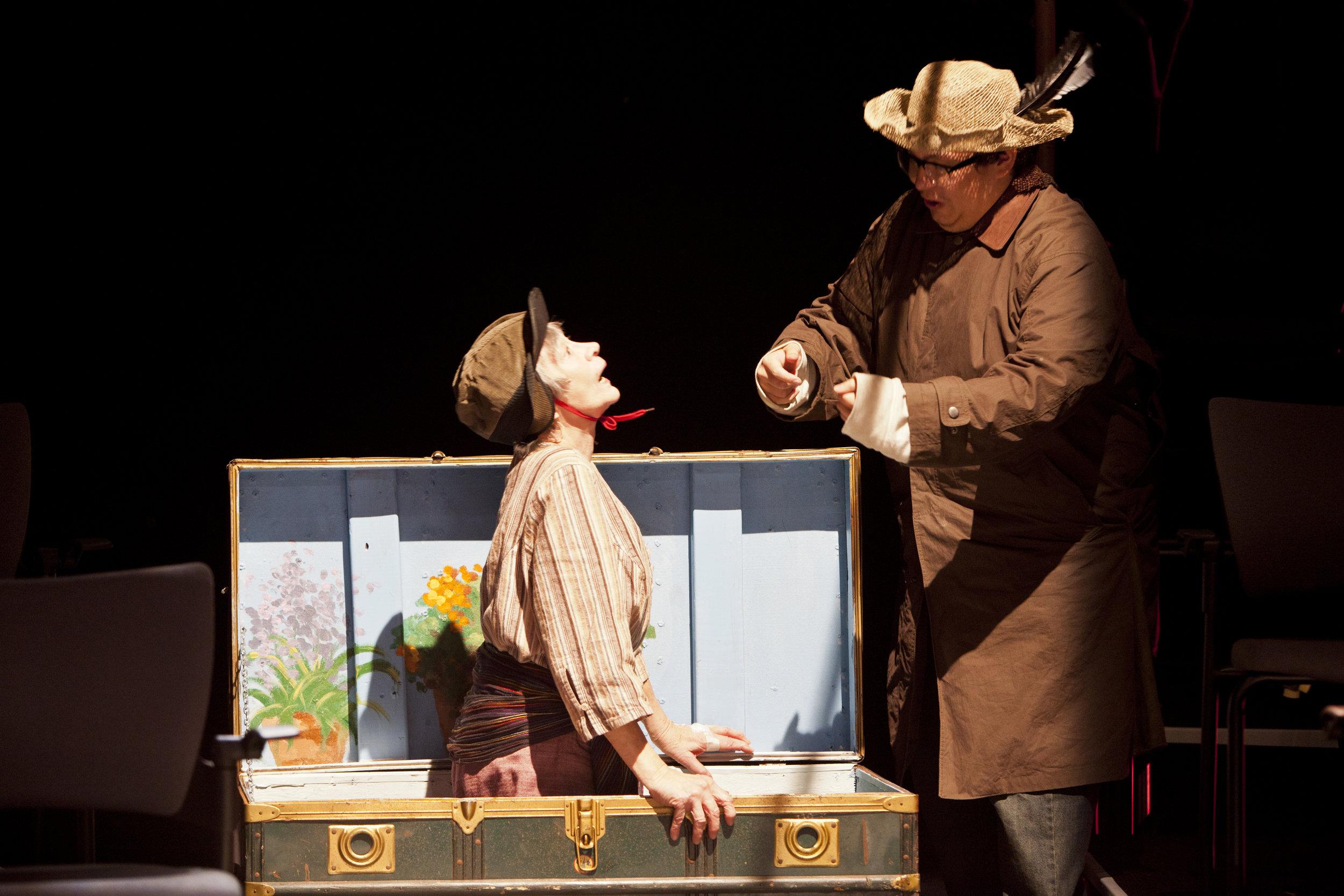 <i>The Fantasticks</i> (No Rules Theatre Company)