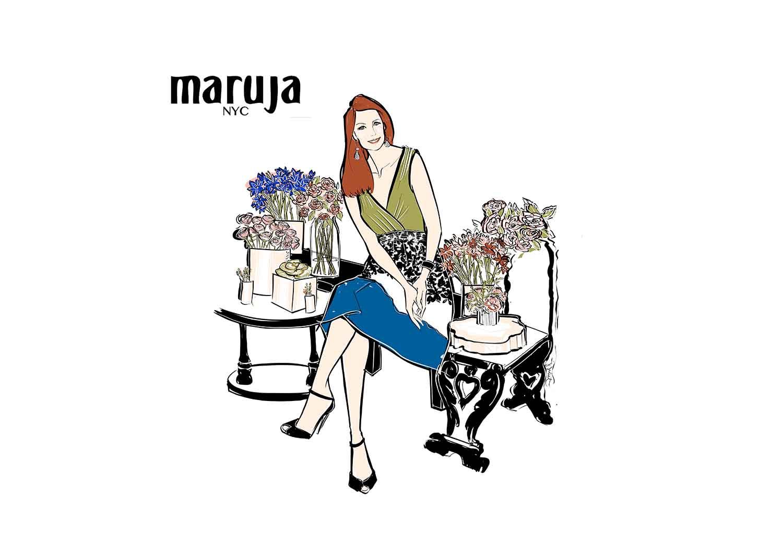 Maruja Custom Portrait