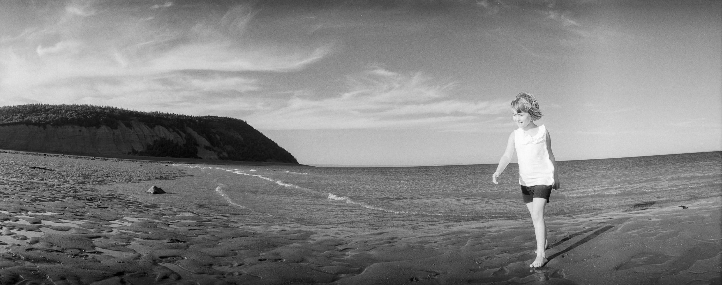 Bay of Fundy at Blomidon