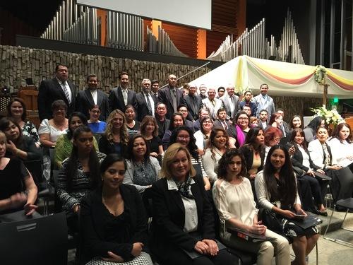Christ Cathedral Choir and Spanish Choir