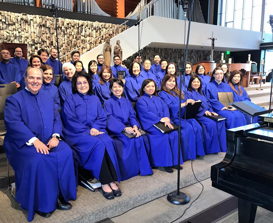 Christ Cathedral English Choir
