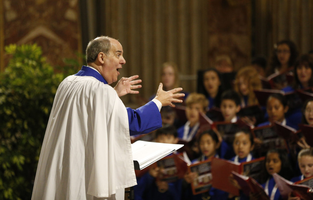 Children's Choir Sings at Papal Mass - Chicago Sun article text here