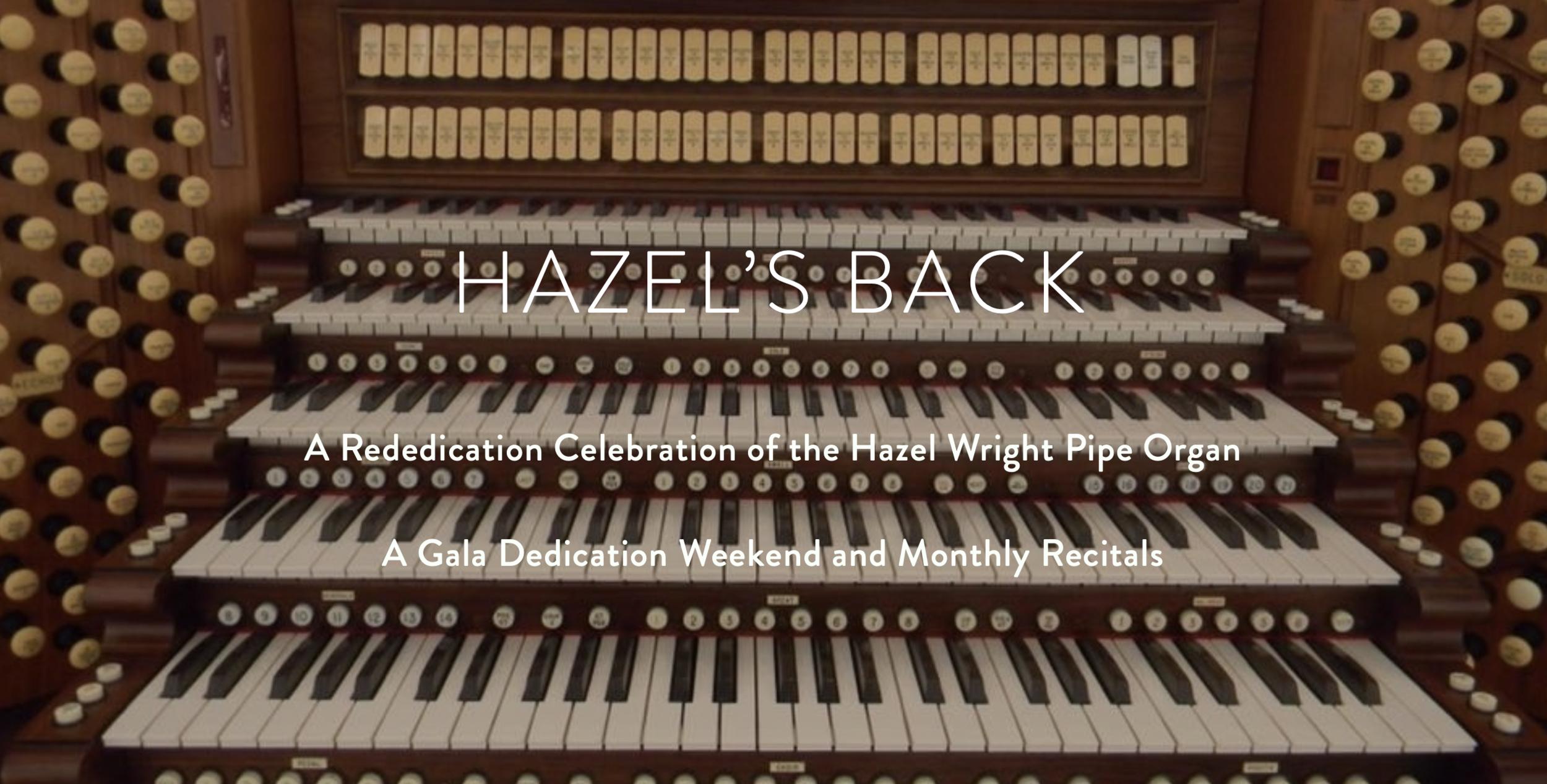 www.HazelisBack.org
