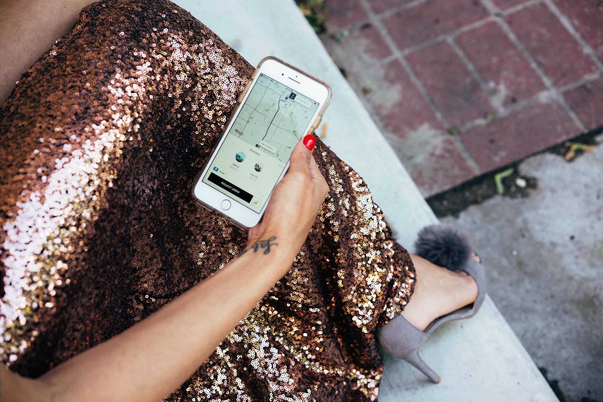Using Uber: Navigating My Crazy Schedule with Uber by mom blogger Destiney of MomCrushMonday