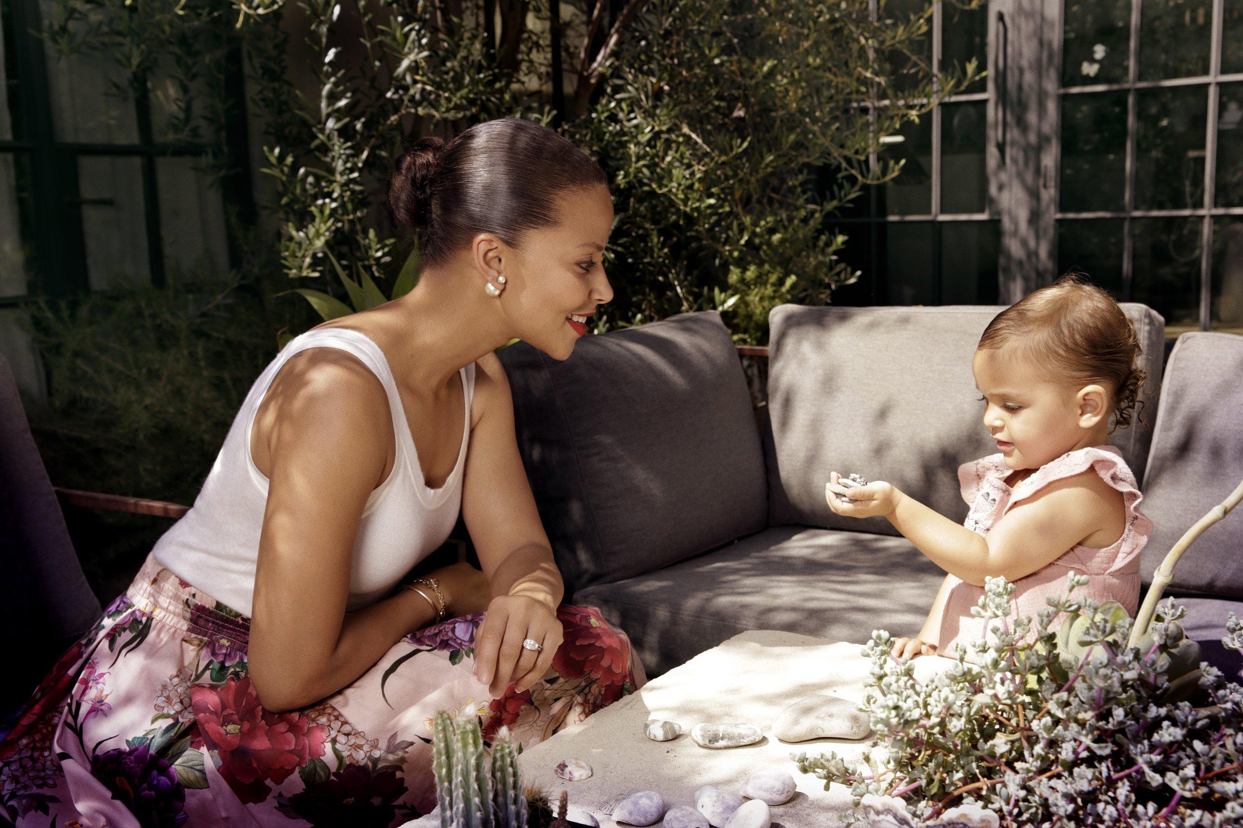 Monday's Mom Crush: Denise Vasi  by mommy blogger Destiney of Mom Crush Monday