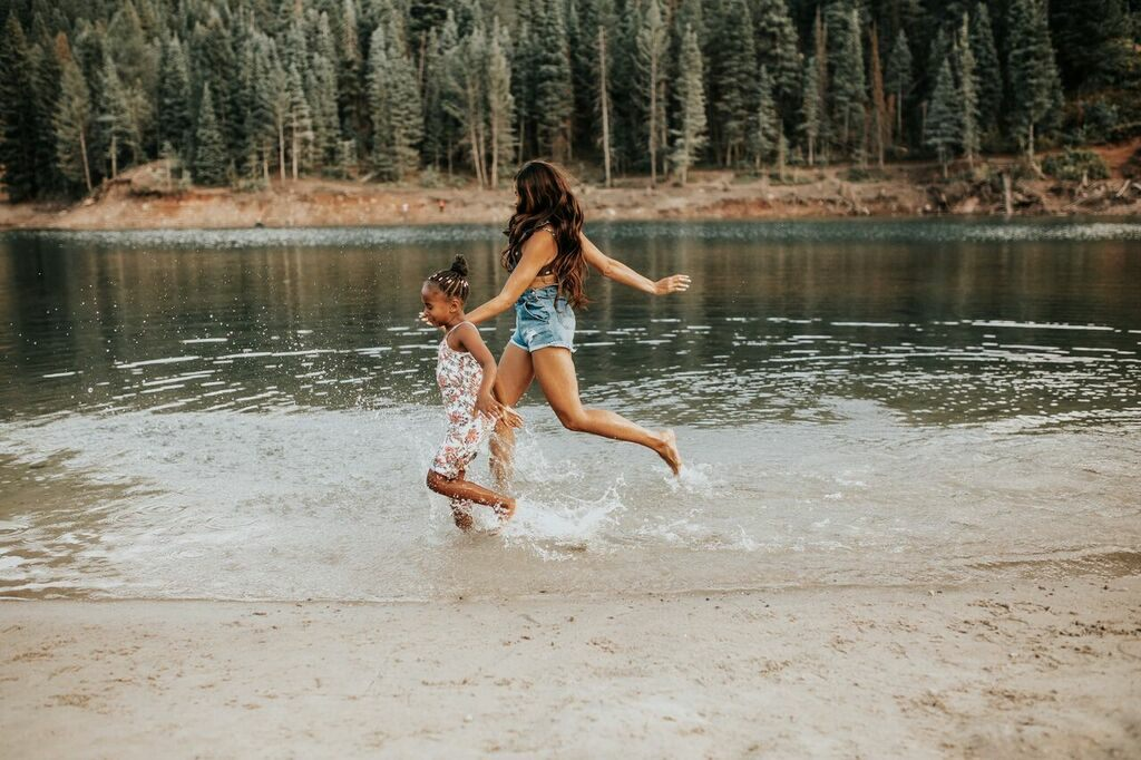 Blogger Q & A featured by popular life and style blogger, Mom Crush Monday